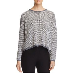 Eileen Fisher. Knit organic cotton pullover